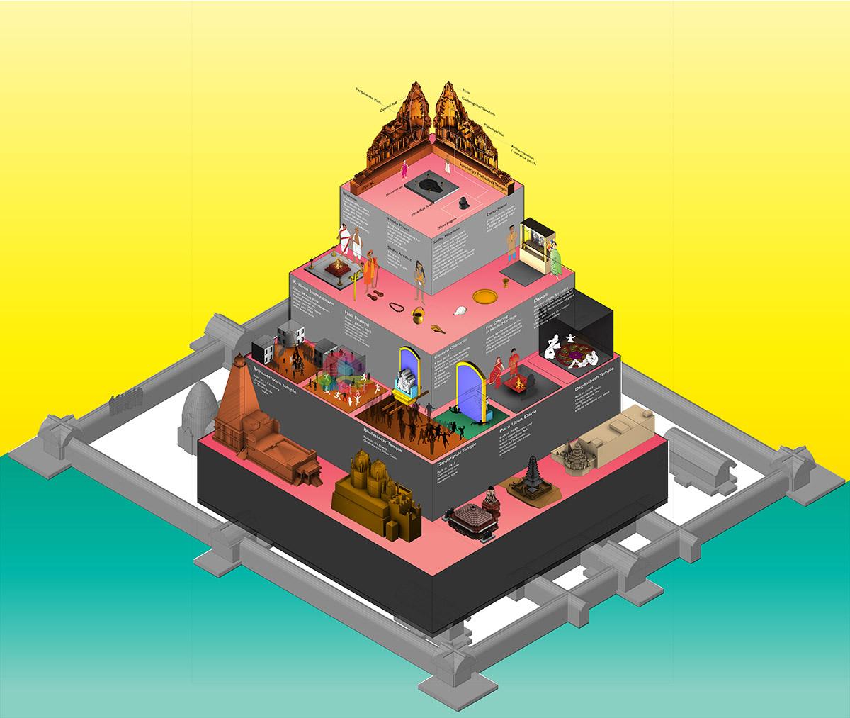 verasustudio_Fountain of the liquid stone_Hinduism_Hindu