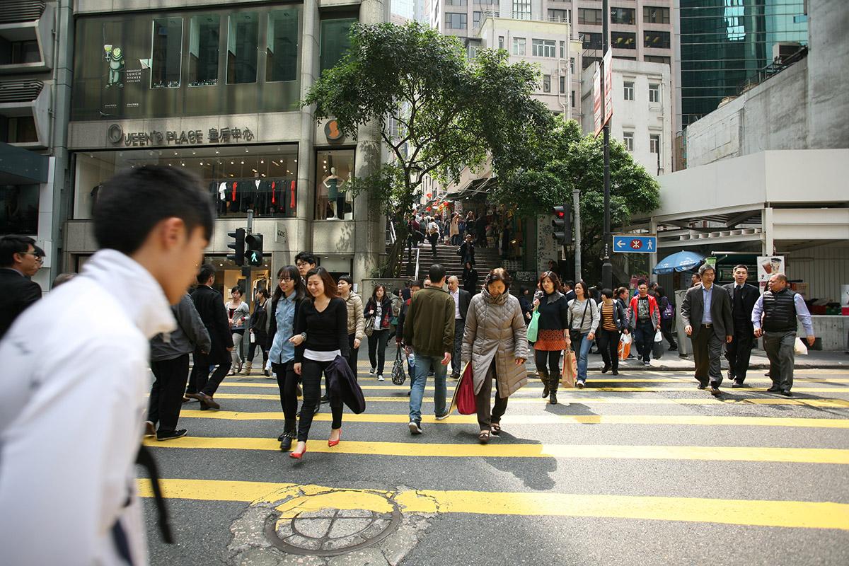 verasustudio_Fountain of the liquid stone_New Hindu Urban scared space_Pottinger Street, Hongkong_pottinger street