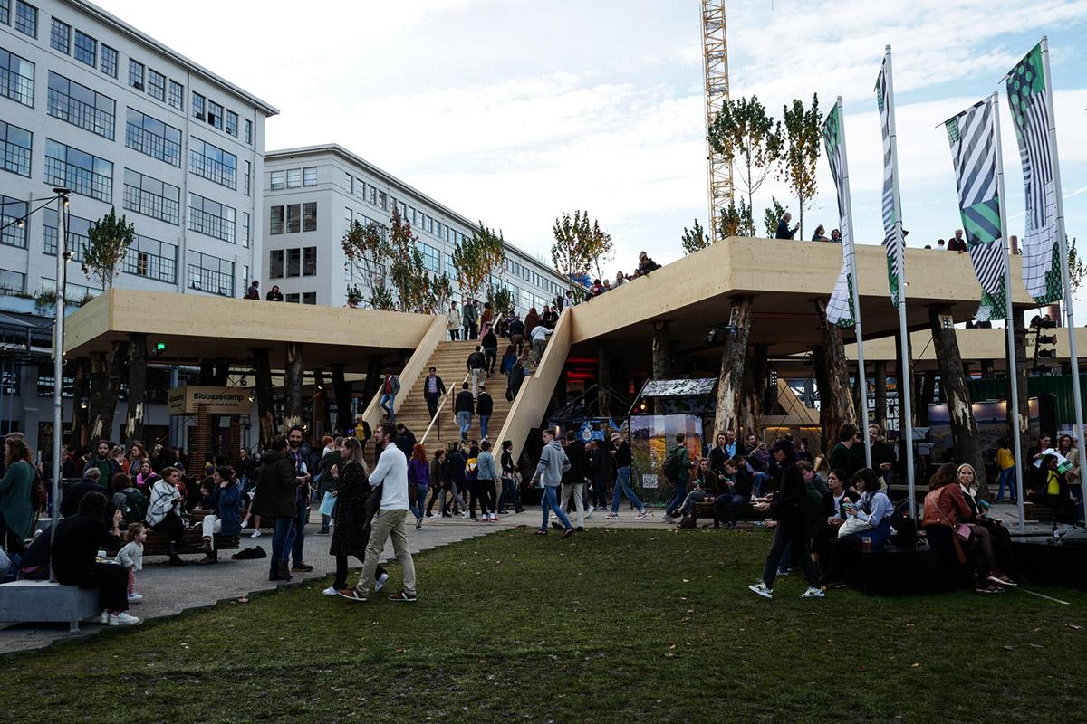 verasustudio, themomentum, greenmovement, Dutch Design Week 2019
