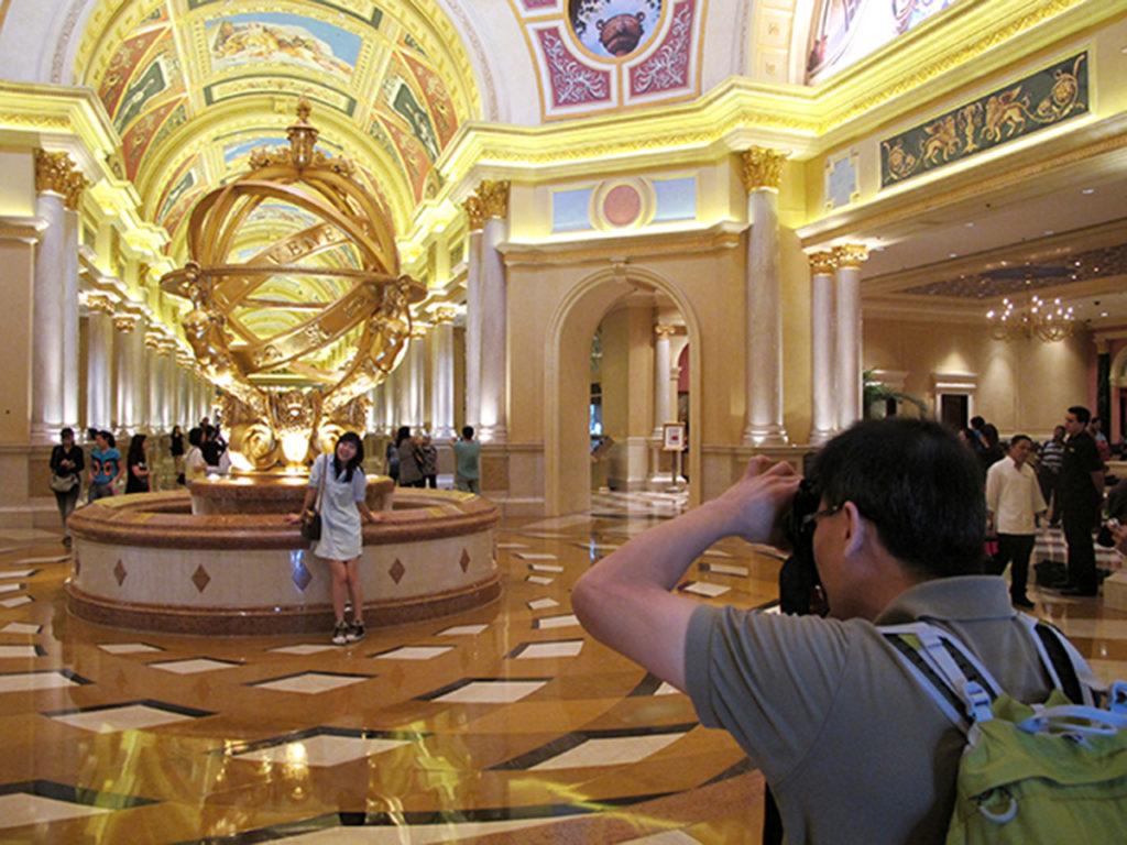 Macau Venetian casino research
